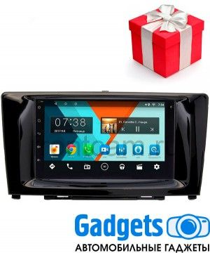 Wide Media MT7001-RP-GWH6-64 штатная магнитола для Great Wall Hover H6 2011+ на Android 6.0.1