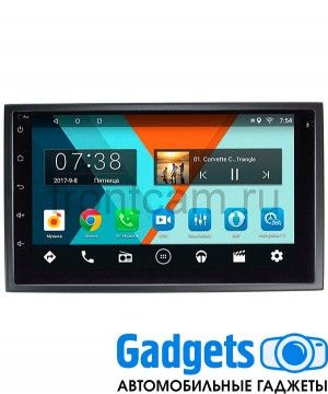 Штатная магнитола Chery Tiggo, Fora, Very, Bonus Wide Media MT7001-RP-CHTG-46 на Android 6.0.1