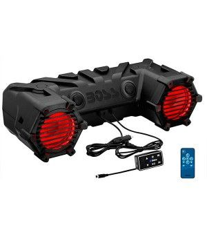 "Акустическая система Boss Audio Marine ATV30BRGB (450 Вт, 6.5"", Bluetooth, LED) NEW"