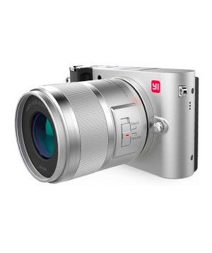 Фотоаппарат Xiaomi Yi M1 Mirrorless Digital Camera Silver