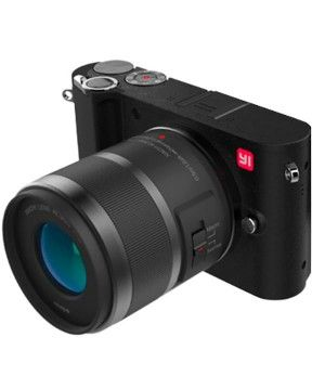 Фотоаппарат Xiaomi Yi M1 Mirrorless Digital Camera Black
