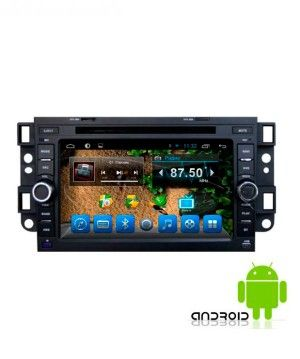 Штатная магнитола Carsys CS9042 Chevrolet Android 6.0.1 (4 ядра) 7""