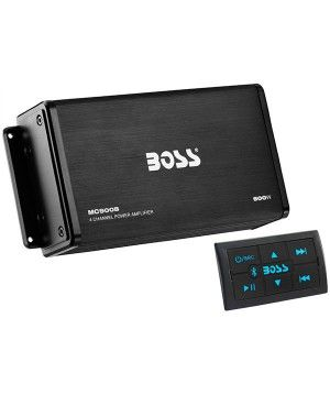 Усилитель Boss Audio MC900B (500W, 4 канала, Bluetooth)